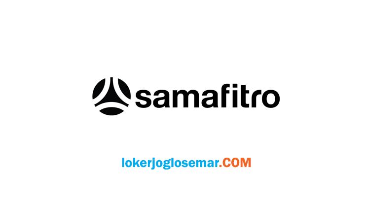 Info Loker Driver Yogyakarta PT Samafitro