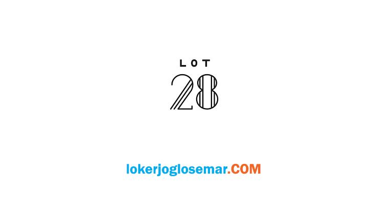 Info Loker Semarang Terbaru Lot28 Resto