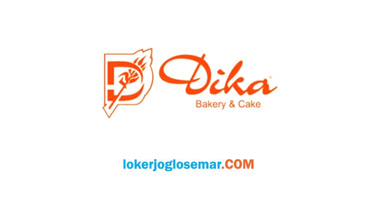 Lowongan Kerja Dika Bakery & Cake Solo