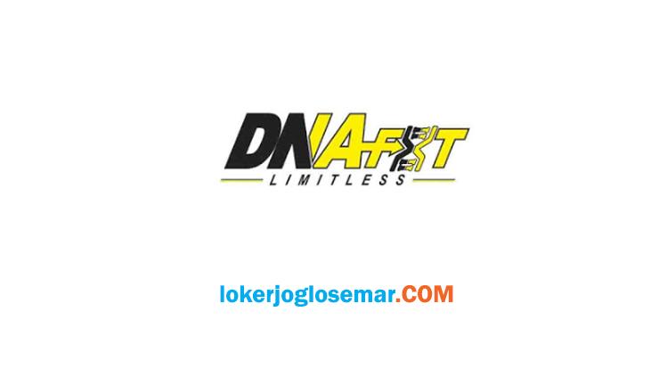 Info Loker Solo Terbaru DNAFIT