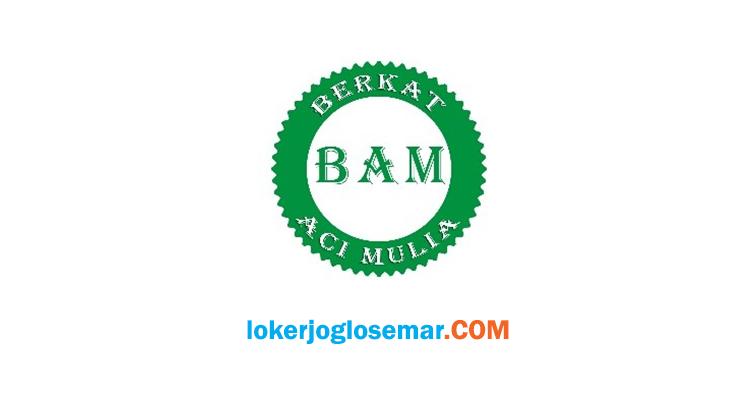 Loker Bogor PT Berkat Aci Mulia Agustus 2020