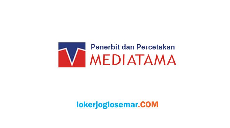 Lowongan Kerja Karanganyar CV Mediatama Oktober 2020