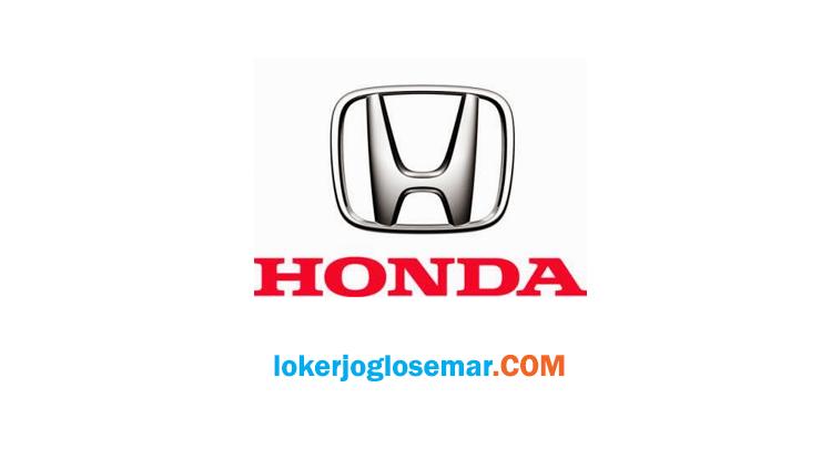Loker Pati Juli 2020 Honda Pati Jaya