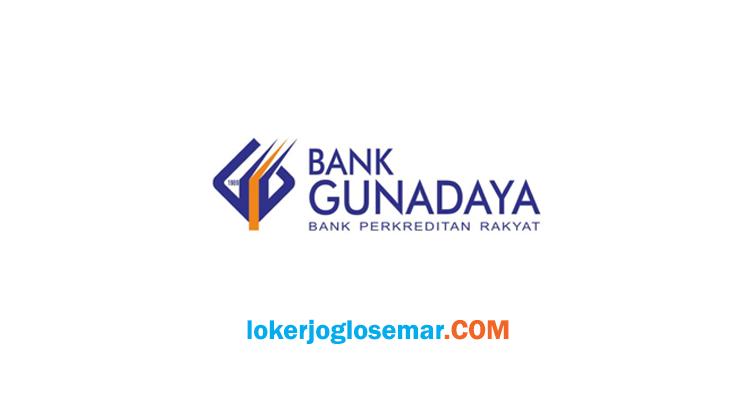 Loker Boyolali dan Solo Oktober 2020 BPR Bank Guna Daya