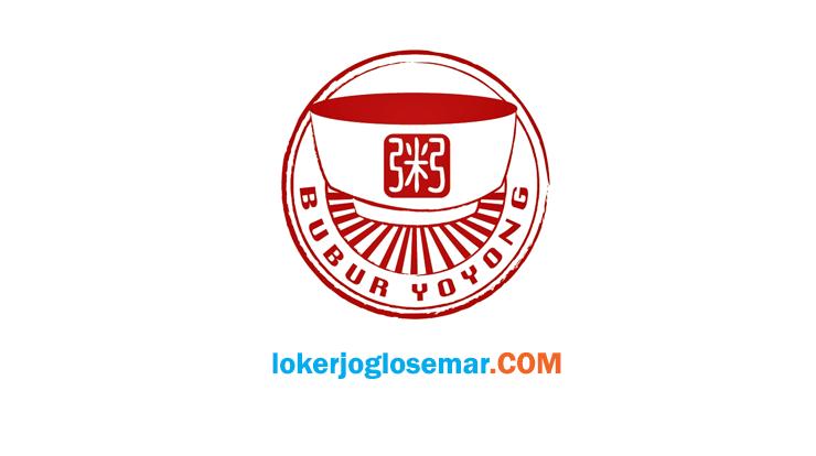 Loker Jogja Cook Helper dan Pramusaji Warung Bubur Yoyong