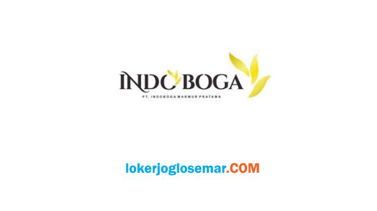 Loker Kudus Lulusan D3/S1 PT Indoboga Makmur Pratama