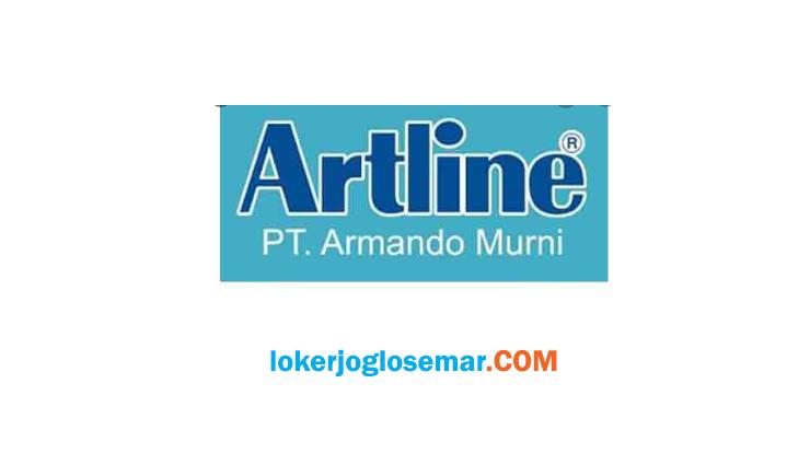 Loker Sales Jogja PT Armando Murni