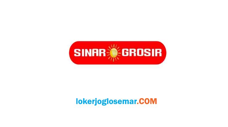 Loker Semarang Lulusan D3/S1 Sinar Grosir