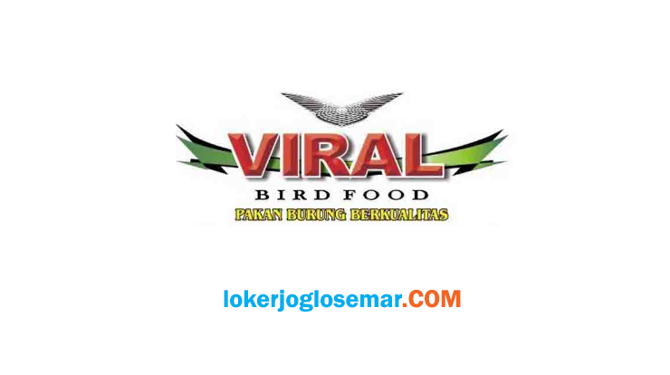 Loker Semarang Viral Bird Food September 2020
