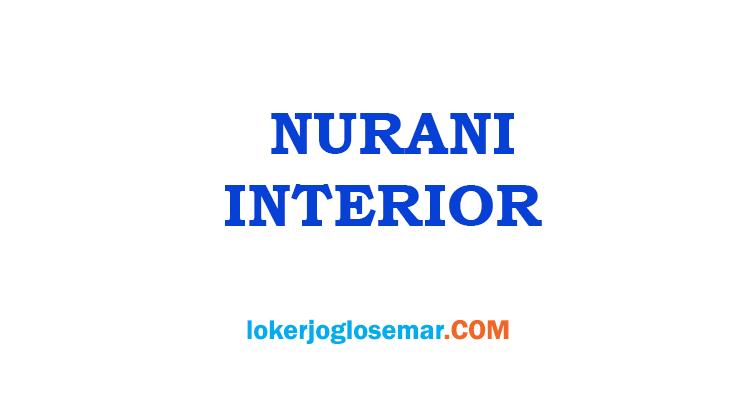 Loker Semarang Nurani Interior & Arch