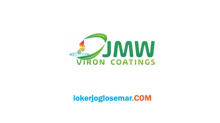 Loker Semarang Terbaru PT JMW Viron Indonesia