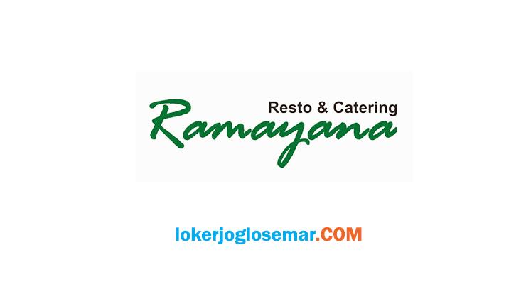 Loker Solo Bulan Juni 2020 Ramayana Resto