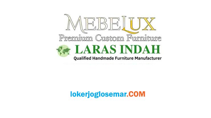 Loker Solo Business Dev Officer Laras Indah