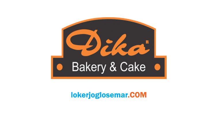 Loker Solo Terbaru September 2020 Dika Bakery & Cake