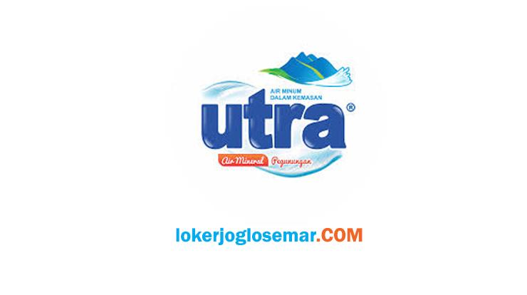 Loker Semarang Sales dan Distric Manager PT Guwatirta Sejahtera