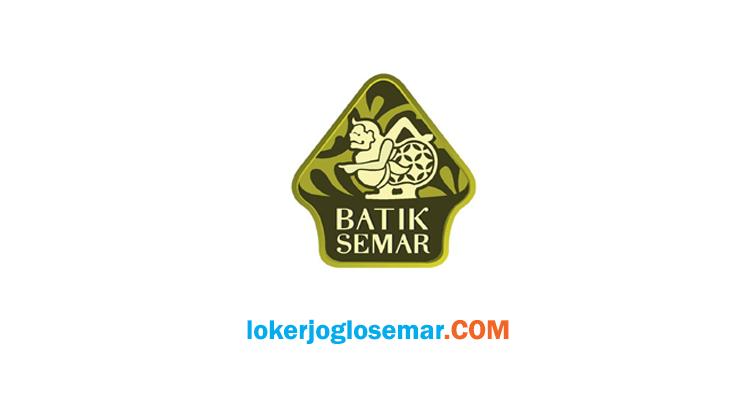 Loker Surakarta Lulusan D3 PT Batik Semar