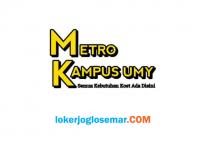 Loker Yogyakarta Lulusan SMA/SMK Metro Kampus UMY