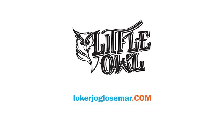 Loker Yogyakarta Server & Kasir Little Owl Cafe