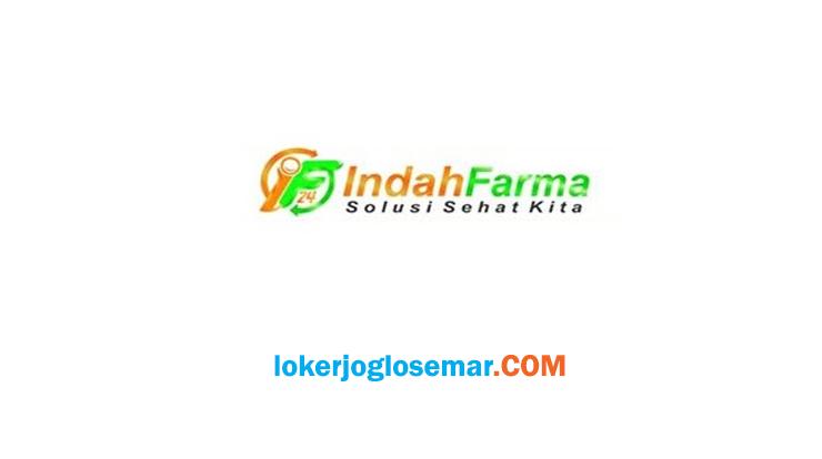 Loker Bantul Indah Farma Group Oktober 2020