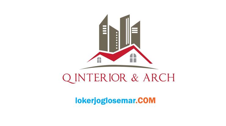 Lowongan Asisten Project Interior & Arsitektur Semarang