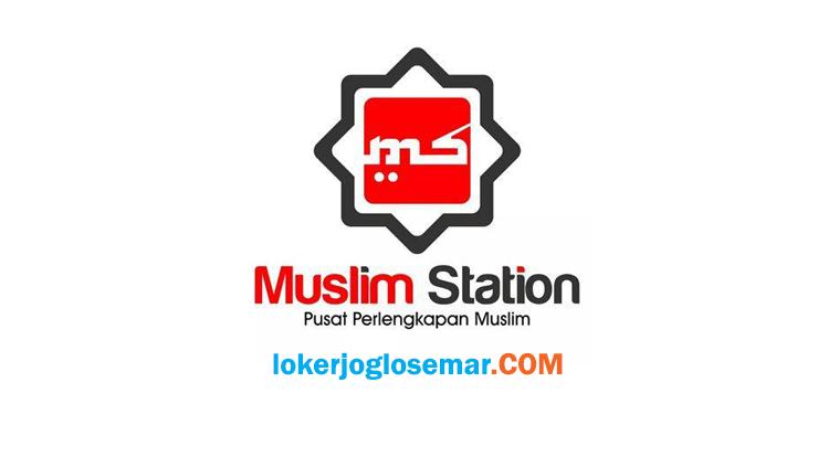 Lowongan Kerja Desain Grafis di Mulsim Station Kartasura