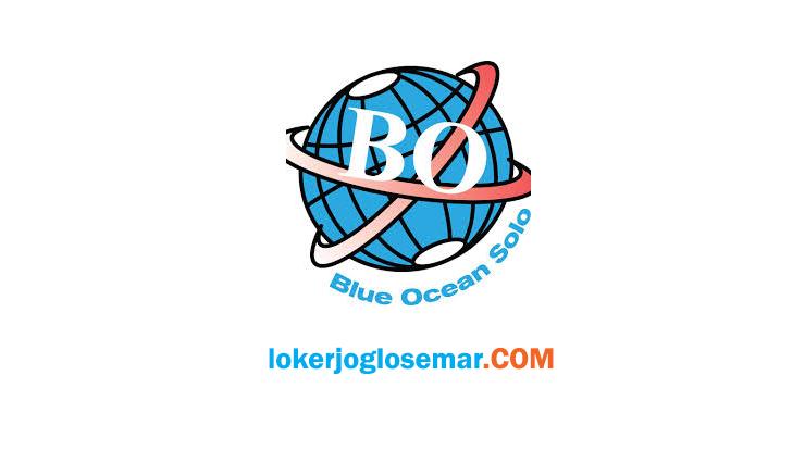 Loker Solo Sekolah Kapal Pesiar Perhotelan dan Bahasa Inggris Blue Ocean
