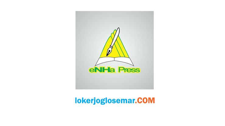 Loker Sukoharjo Nur Hidayah Press Oktober 2020
