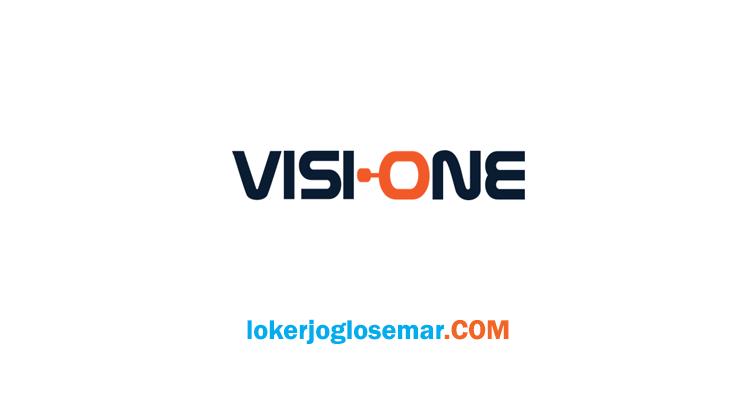 Lowongan Kerja Jogja Terbaru Bulan Juni 2020 PT Visione System