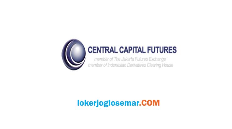 Lowongan Kerja Jogja Lulusan D3/S1 PT Central Capital Futures