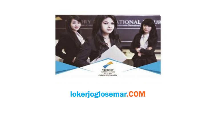 Info Loker Jogja PT Victory International