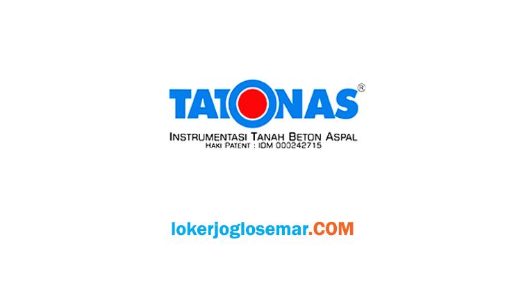 Info Loker Solo TATONAS