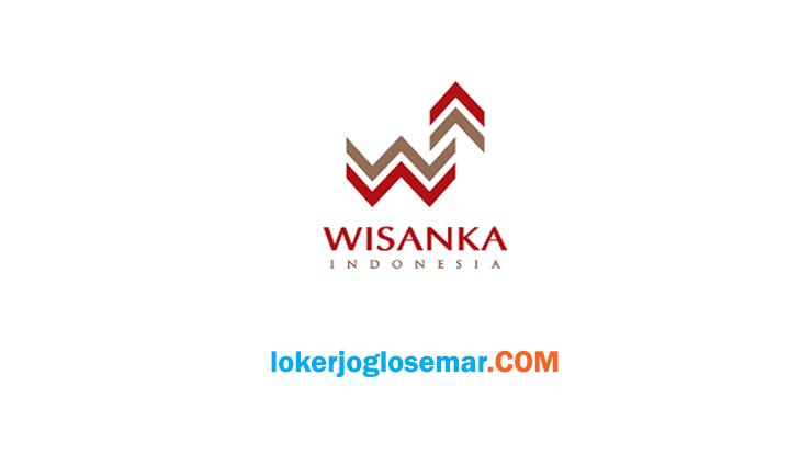 Lowongan Kerja Solo Raya Terbaru PT Wirasindo Santakarya