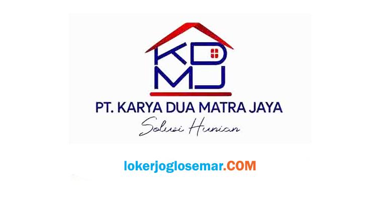 Loker Boyolali Lulusan SMK PT Karya Dua Matra Jaya