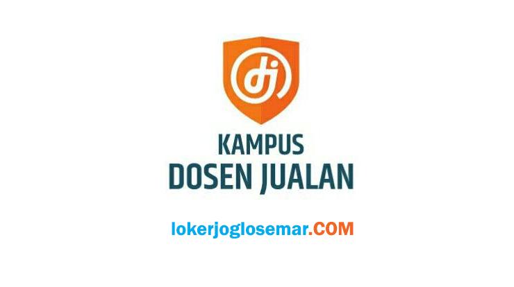 Loker Jogja Oktober 2020 Kampus Dosen Jualan