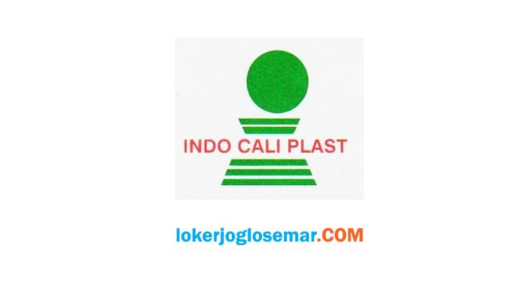 Loker Karanganyar Juli 2020 PT Indo Cali Plast