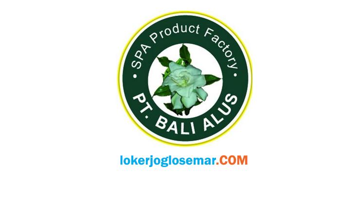 Loker Semarang Terbaru Bali Alus