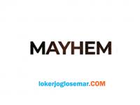 Loker Semarang September 2020 Mayhem