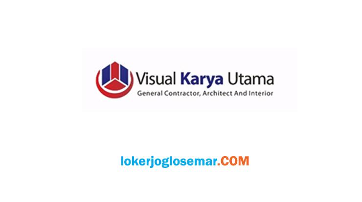 Loker Solo Bulan Juli 2020 CV Visual Karya Utama