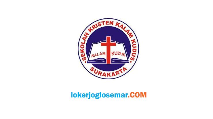 Loker Solo Gereja Kristen Kalam Kudus