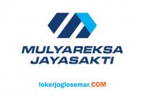 Lowongan Kerja Semarang Oktober 2020 PT Mulyareksa Jayasakti