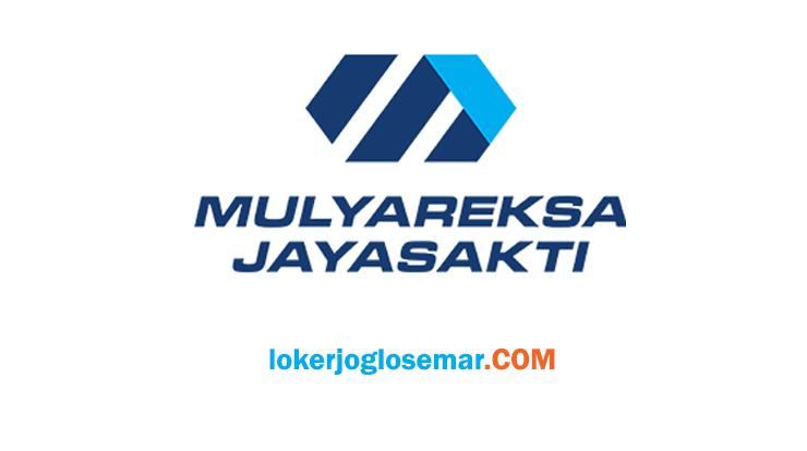 Loker Terbaru Pt Mulyareksa Jayasakti Semarang Loker Jogja Solo Semarang Januari 2021