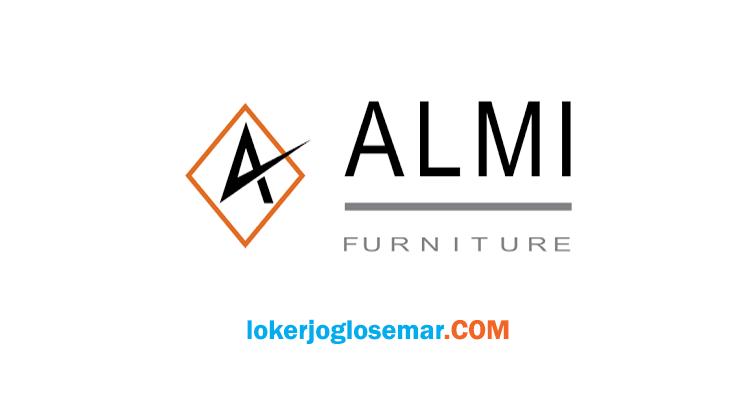 Lowongan Kerja Bantul Almi Furniture Perdana Juli 2020