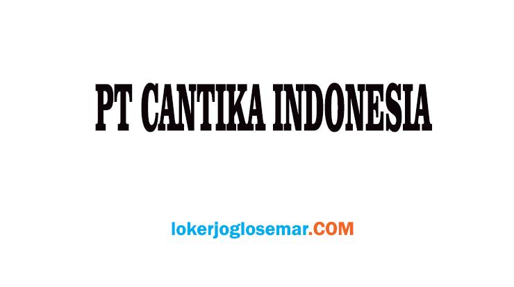Lowongan Kerja Jogja Agustus 2020 Pt Cantika Indonesia Loker Jogja Solo Semarang Januari 2021