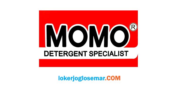 Lowongan Kerja Semarang Lulusan D3/S1 Momo Detergent Specialist