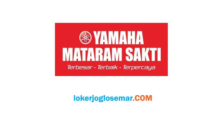 Loker Jateng dan Jatim Yamaha Mataram Sakti Oktober 2020