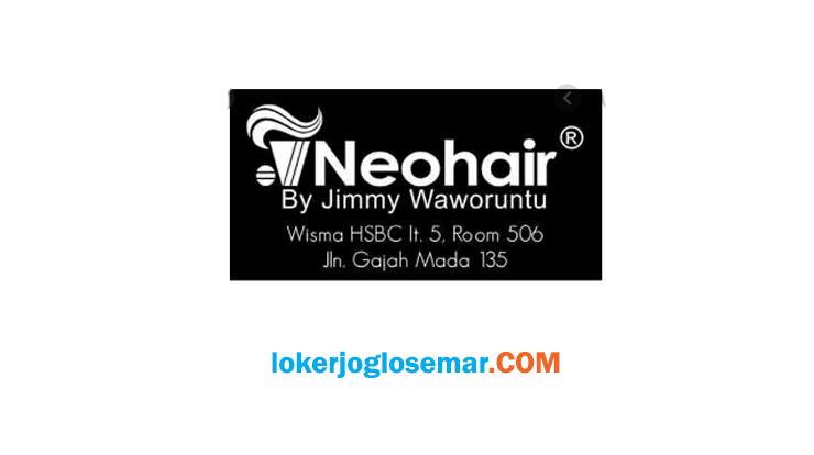 Lowongan Kerja Semarang September 2020 Neohair By Jimmy Waworuntu