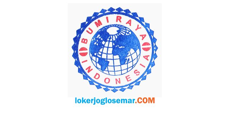 Lowongan Kerja Semarang Marketing CV Bumi Raya Indonesia