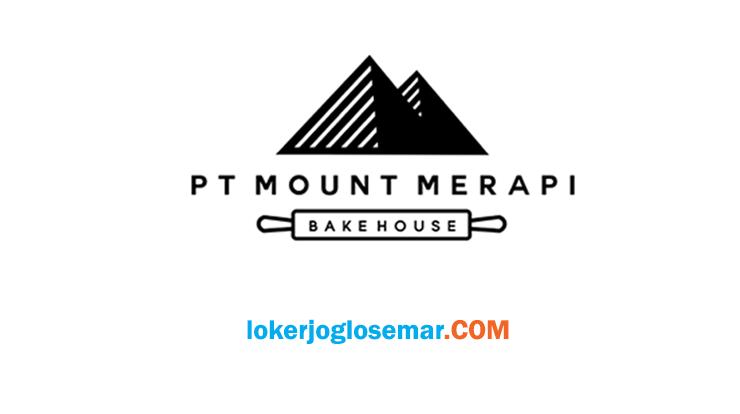 Lowongan Kerja Sleman Terbaru Mount Merapi Bakehouse