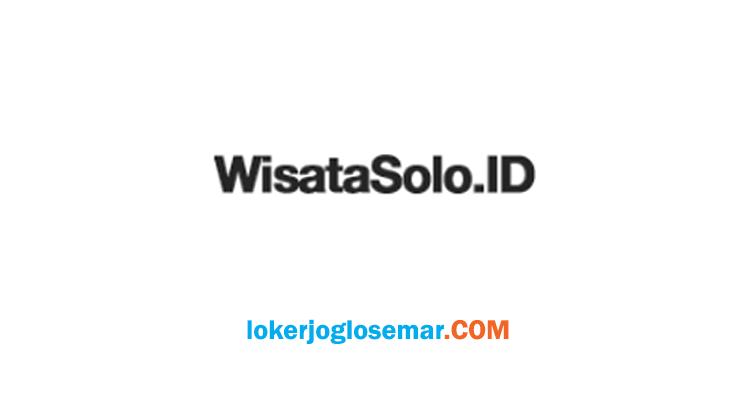 Loker Solo September 2020 CV WisataSolo