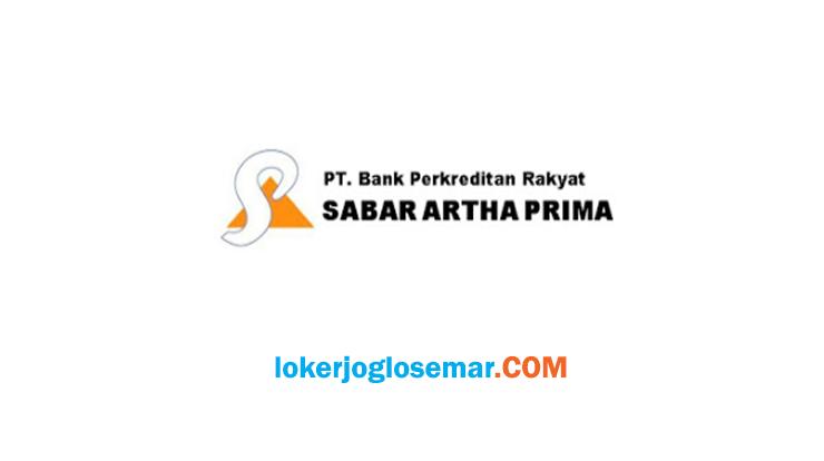 Lowongan Kerja Solo Raya dan Magelang BPR Sabar Artha Prima